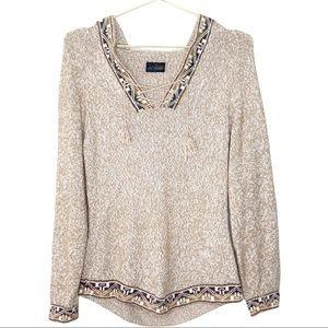 Artesanias Tecse Alpaca Peru Knit Pullover Sweater